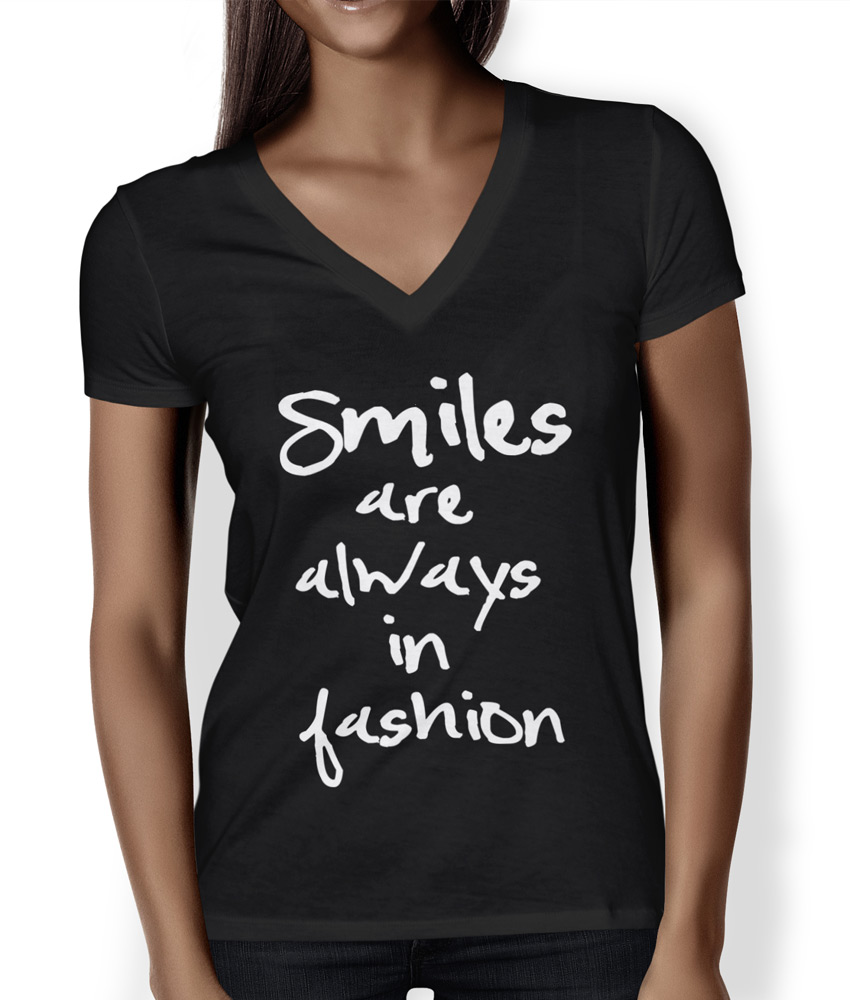 Smiles are Always in Fashion T-Shirt