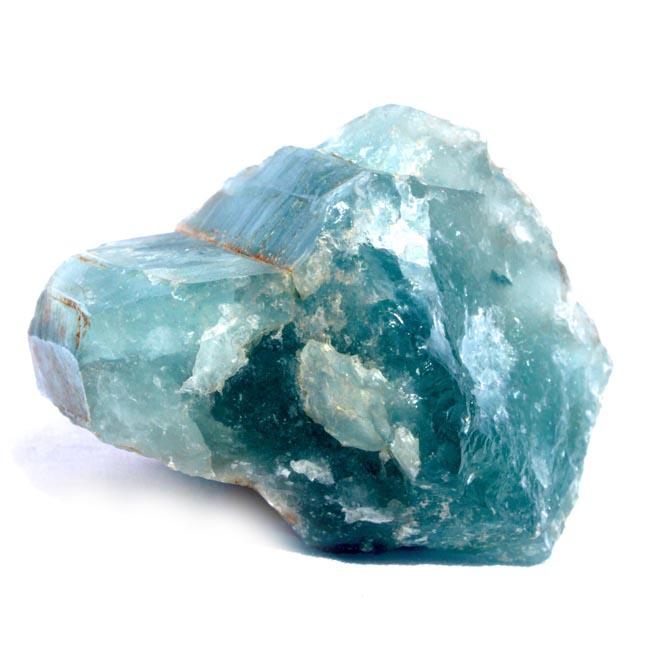 Aquamarine Crystal Gemstone