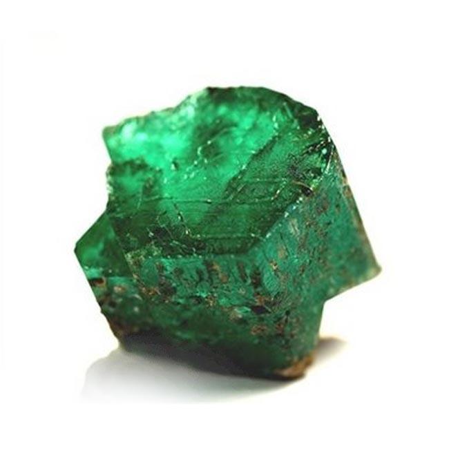 Emerald Crystal Gemstone