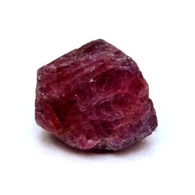 Ruby Crystal Gemstone