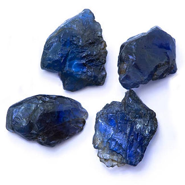 Sapphire Crystal Gemstone