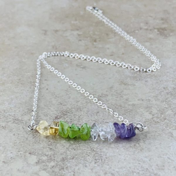 Nia9 Birthstone Jewellery Necklace Collection-12