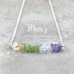 Nia9 Birthstone Jewellery Necklace Collection-22
