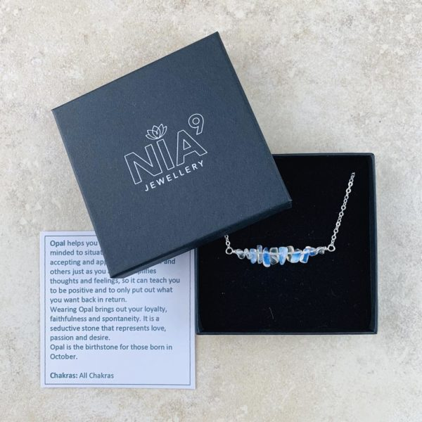 Nia9 Jewellery Crystal Birthstone Collection – Gift Box