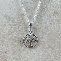 ss tree of life necklace