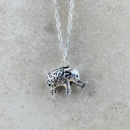 elephant necklace ss1
