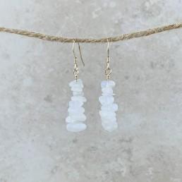 moonstone Birthstone Earrings