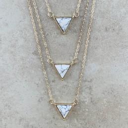 howlite triple triangle