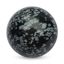Snowflake Obsidian - Nia9 Crystals Jewellery